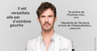 Blanc & Hétéro Arnaud demanche critique avis théâtre