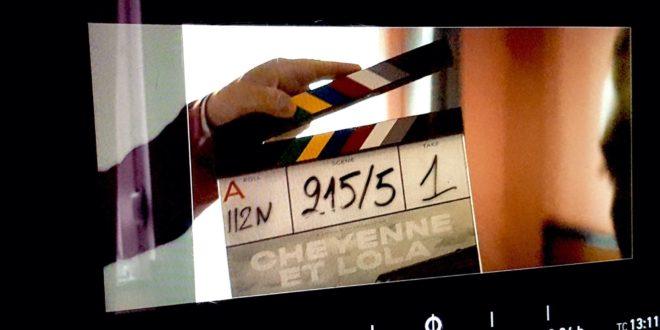 Cheyenne et Lola saison 1 image de tournage série télé