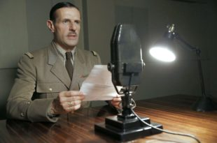 De Gaulle de Gabriel Le Bomin image film cinéma