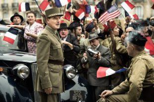 De Gaulle, l'éclat et le secret image série télé