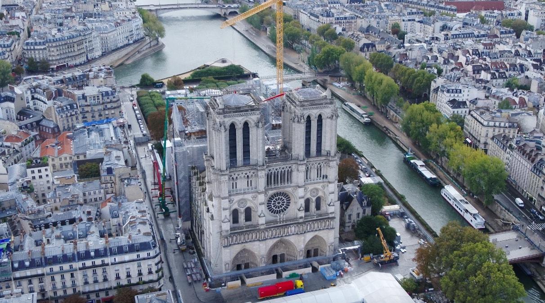 Des racines et des ailes_Notre-Dame, Chartres, Venise chefs-d'œuvre en renaissance image magazine télé