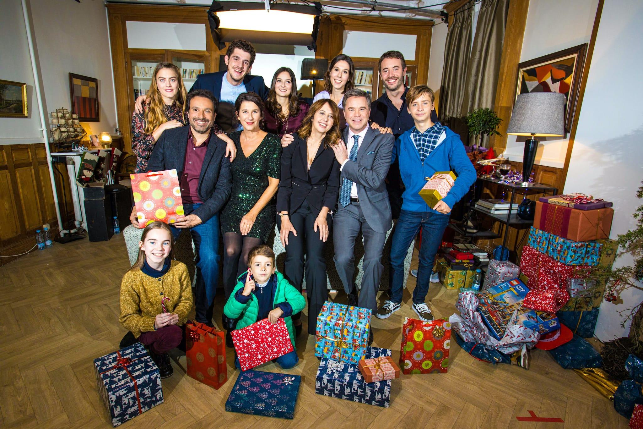 FAIS PAS CI FAIS PAS çA épisode Y aura-t-il Noël à Noël ? image série télé