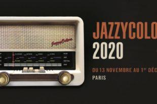 Festival Jazzycolors 2020 en ligne affiche musique