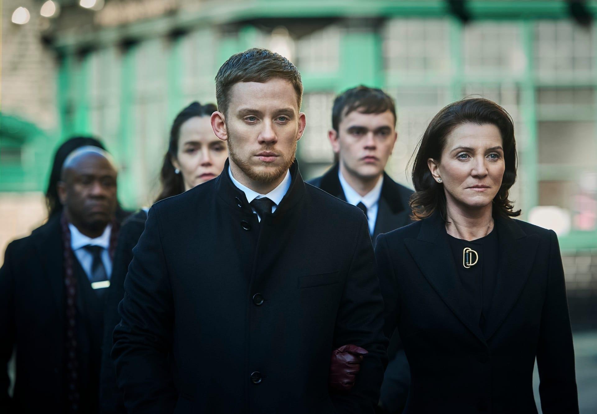 Gangs of London saison 1 image série télé