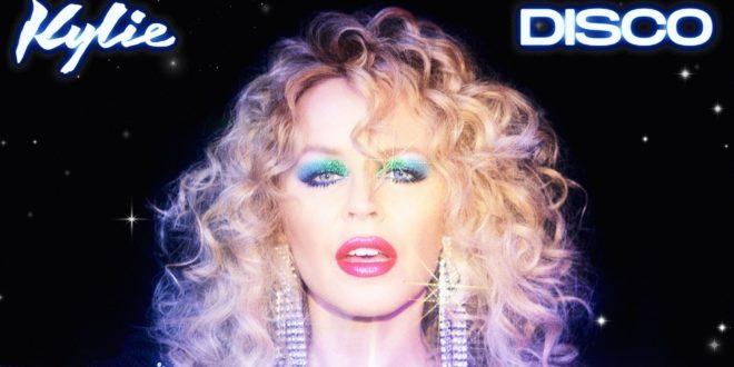 Kylie Minogue album pochette Disco musique