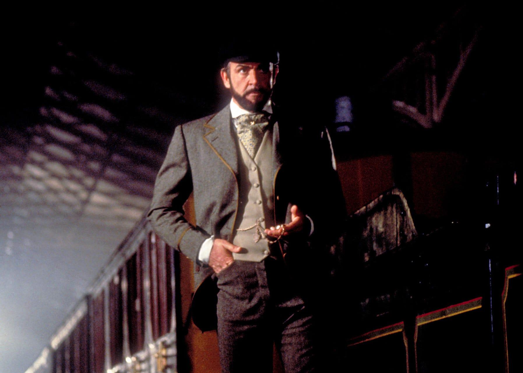 La Grande attaque du train d'or (The First Great Train Robbery) de Michael Crichton image long métrage cinéma