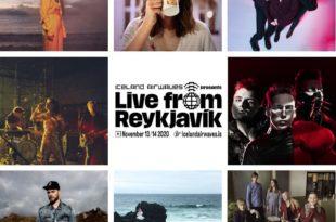 Live From Reykjavik festival musique