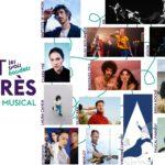 AVANT L'APRÈS - le calendrier musical orchestré des Trois Baudets affiche musique