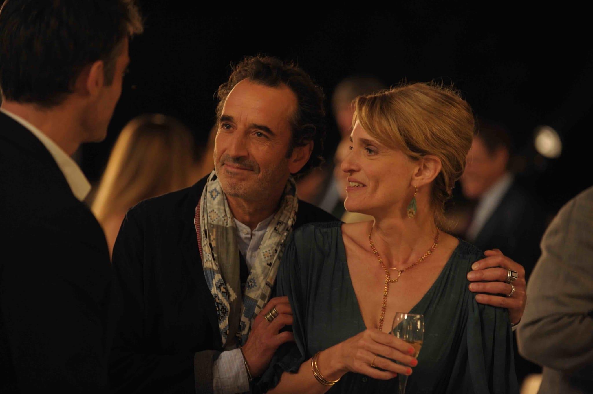 César Wagner épisode Sombres desseins image série télé