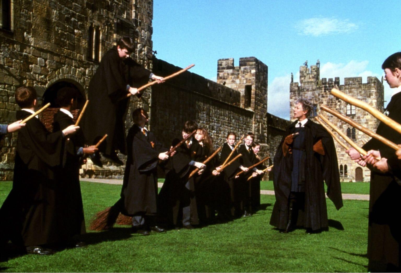 Harry Potter à l'école des sorciers image film cinéma