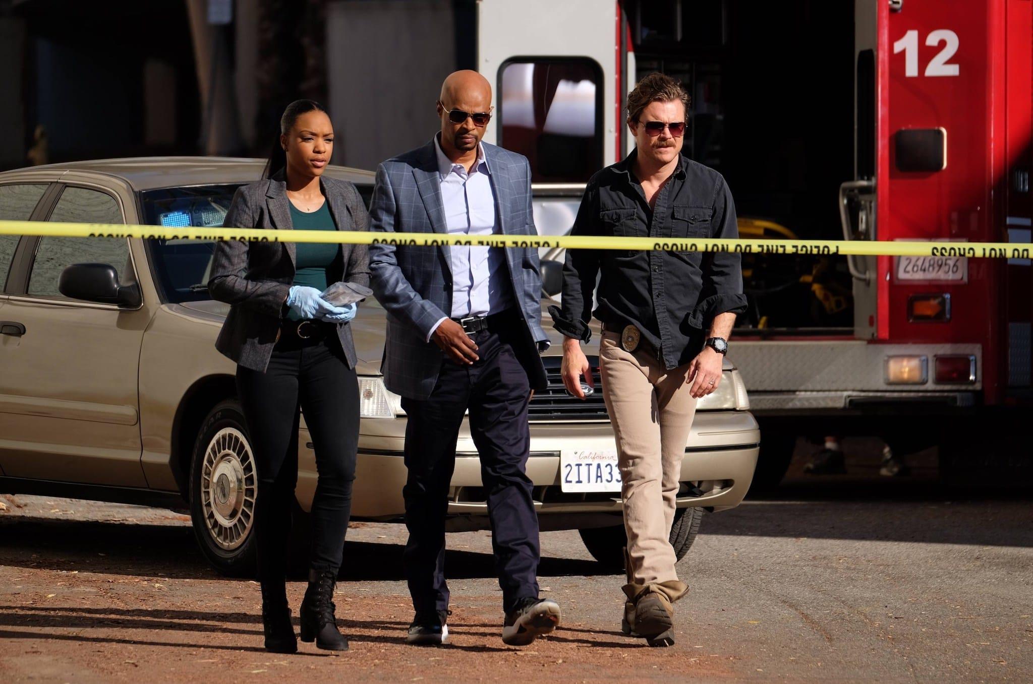 L'Arme Fatale saison 1 image série télé