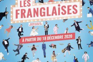LES FRANGLAISES - de retour à Bobino à partir du 18 décembre affiche spectacle musical