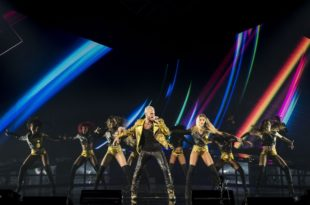 M. Pokora My Way Tour photo concert musique