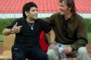 Maradona par Kusturica d'Emir Kusturica image documentaire