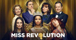 Miss Révolution de Philippa Lowthorpe affiche film cinéma