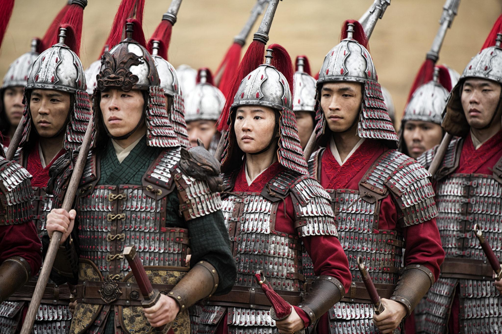 Mulan critique avis film disney +