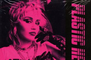 Plastic Hearts de Miley Cyrus image pochette album musique