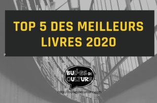 TOP 5 des meilleurs livres 2020