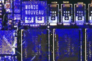 Feu! Chatterton single Monde Nouveau musique