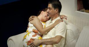 Le Dernier Jour du jeûne de Simon Abkarian photo spectacle théâtre