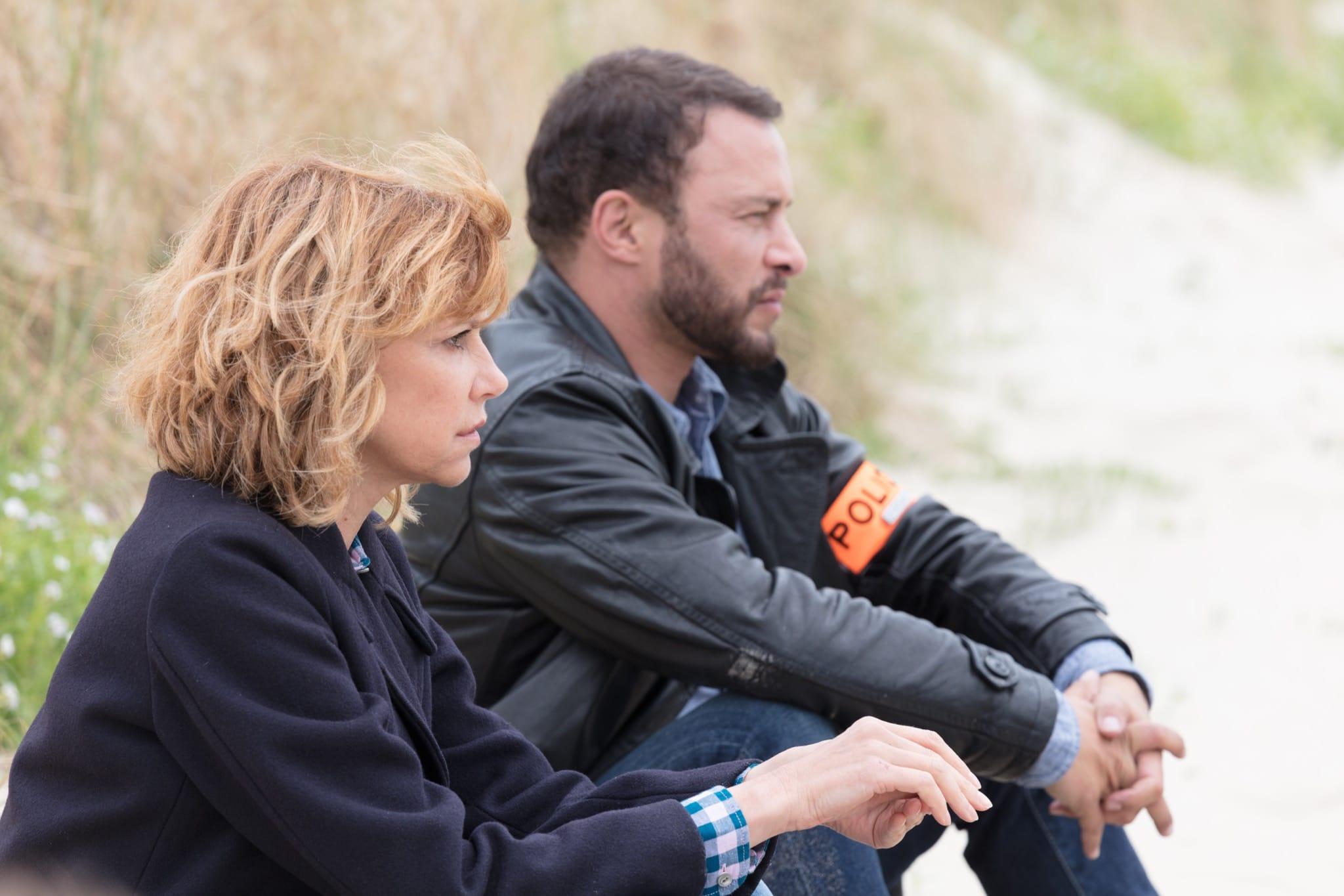 Meurtres à Granville de Christophe Douchand image téléfilm policier