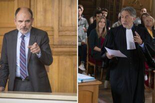 La Loi de Damien et La Loi de Julien photos téléfilms