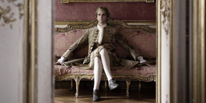 Les aventures du jeune Voltaire d'Alain Tasma et Georges-Marc Benamou image série télé