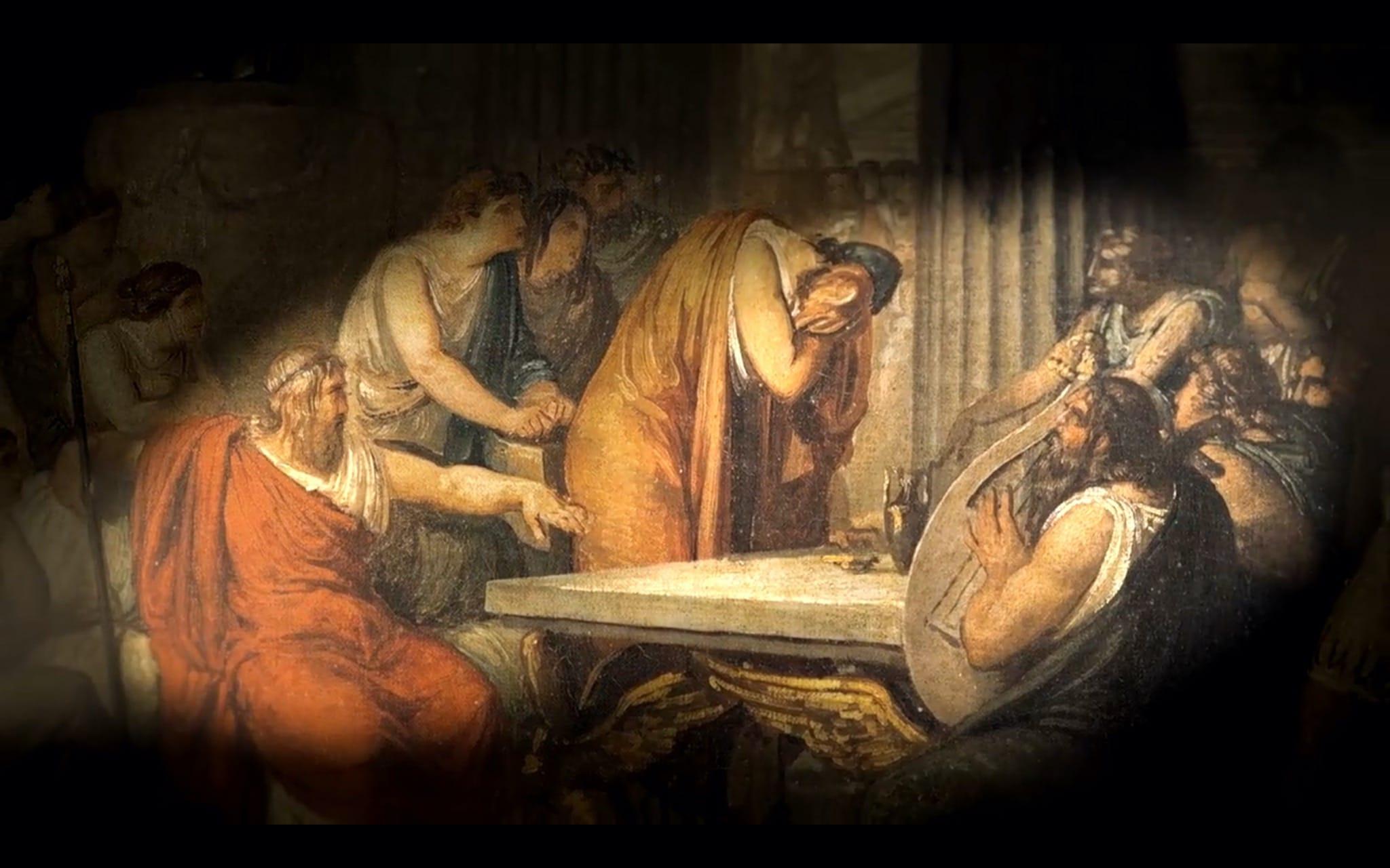Les grands mythes - L'Iliade et L'Odyssée image série documentaire