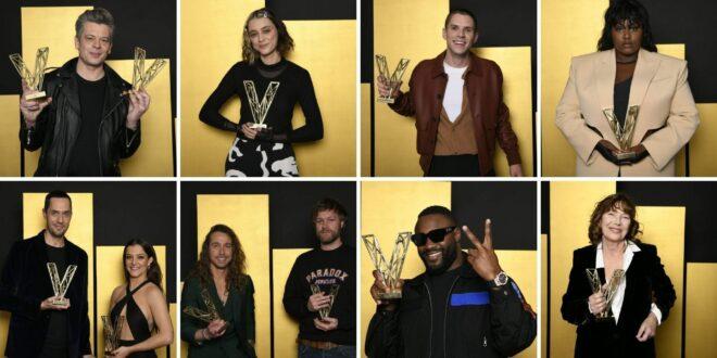 Les Victoires de la Musique 2021 photos du palmarès