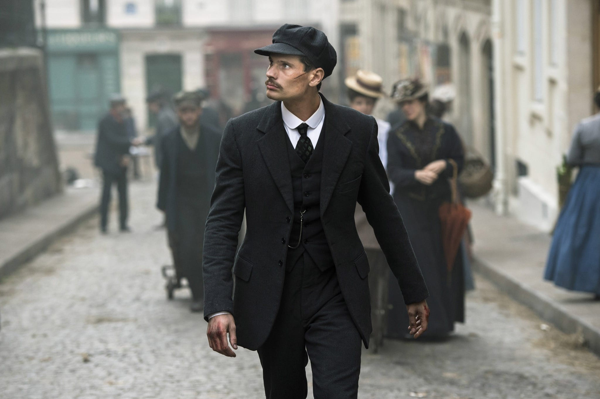 Paris Police 1900 saison 1 image série télé