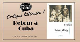 Retour à Cuba livre critique avis