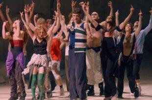Room with a view de Rone et (LA)HORDE avec le Ballet national de Marseille au Théâtre du Châtelet photo spectacle