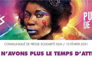 Solidays 2021 affiche annulation musique