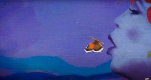 Capture d'écran Amanda Lear clip More image musique