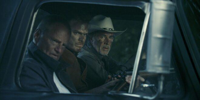 Cold In July (2014) de Jim Mickle photo film cinéma