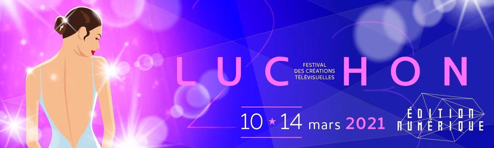 Festival de Luchon 2021 affiche horizontale télévision