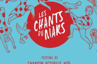 Festival Les Chants de Mars 2021 affiche musique