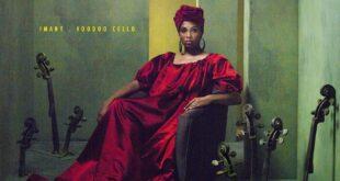 Imany couverture album Voodoo Cello