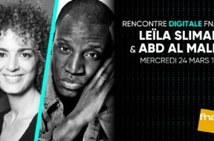 La Claque Fnac Rencontre avec Leïla Slimani et Abd al Malik image littérature