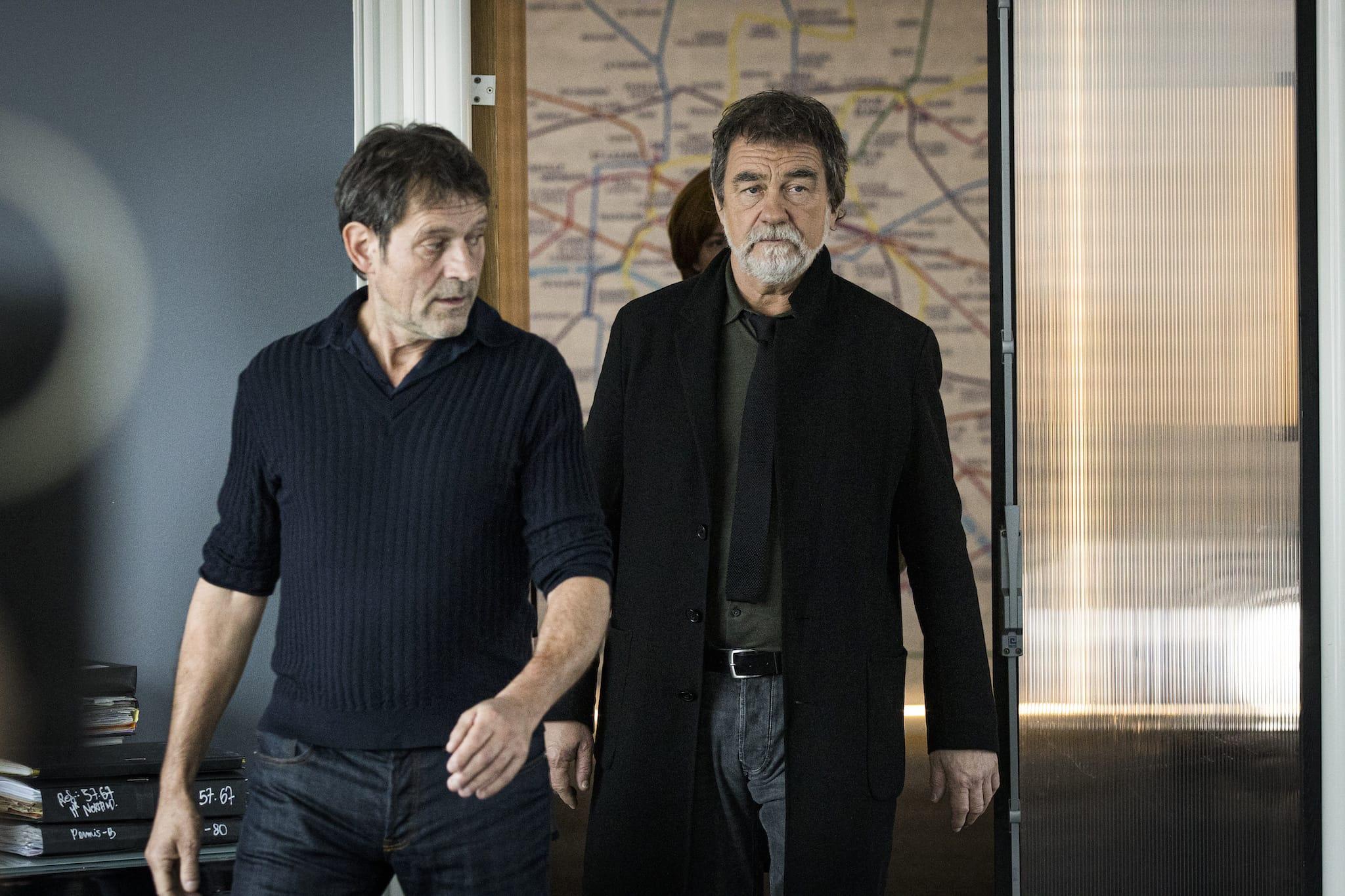 LES RIVIERES POURPRES saison 3 épisode 1 - Lune noire image série policière