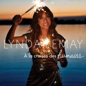 Lynda Lemay pochette album À la croisée des humains musique