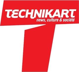 Technikart Magazine logo médias