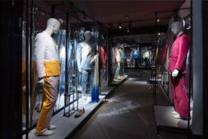 Exposition Masculinities au Musée Mode & Dentelle photo