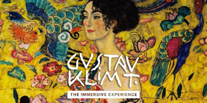 exposition Klimt 3D