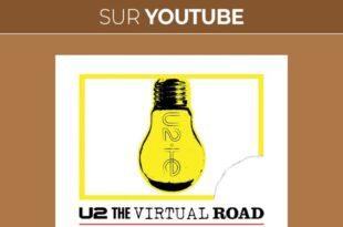 The Virtual Road - Feu! Chatterton en première partie de U2 le samedi 10 avril musique