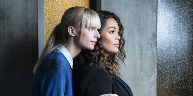 Astrid et Raphaëlle saison 2 image série télé
