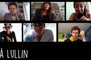 Discorde à Lullin de la Compagnie l'Indiscrète affiche spectacle