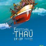 Festival de Thau 2021 affiche musique