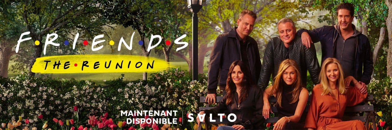 Friends: The Reunion affiche série télé