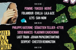 La Magnifique Society 2021 visuel programmation festival musique à Reims